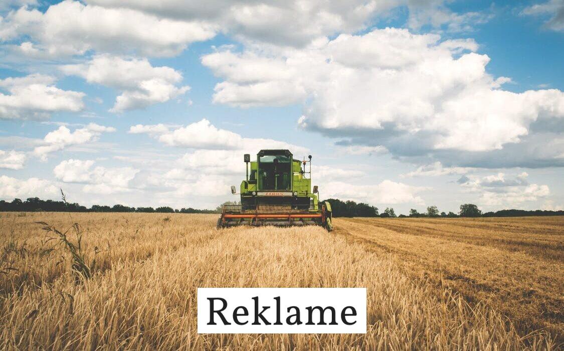 Vælg de rigtige maskiner til dit landbrug