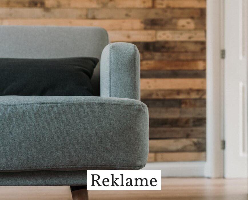 Få et mere råt og minimalistisk udtryk i hjemmet